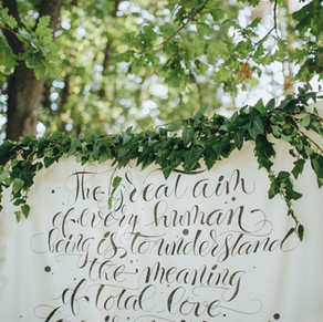 'Pinspiration': Summer Wedding Ideas