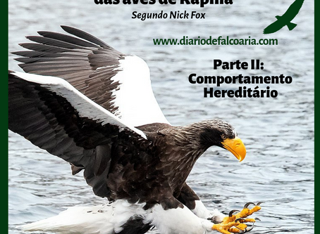 🦅COMPORTAMENTO HEREDITÁRIO