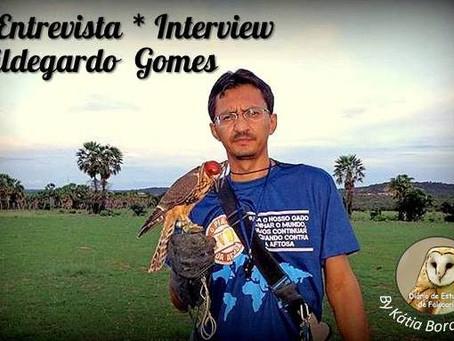 Entrevista Hildegardo Gomes