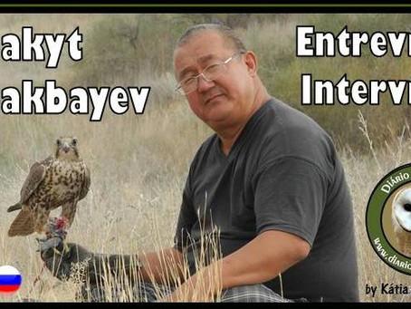 Entrevista com Bakyt Karnakbayev