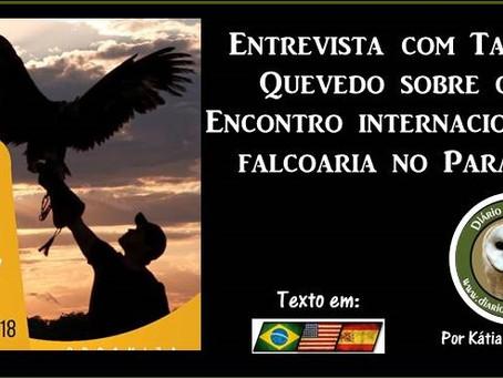 Primeiro encontro internacional de Falcoaria do Paraguai