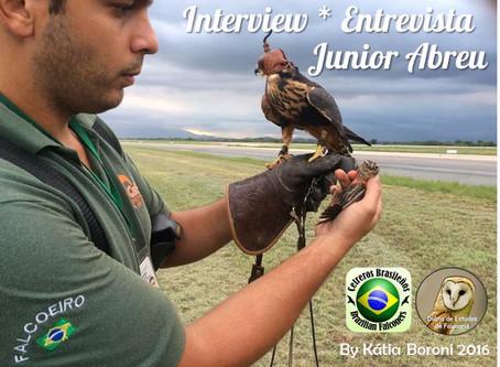 Entrevista * Interview Junior Abreu