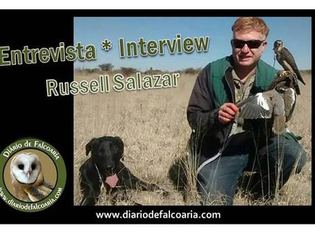 Video Entrevista Russel Salazar