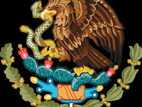 A ÁGUIA DOURADA, SÍMBOLO DA IDENTIDADE MEXICANA
