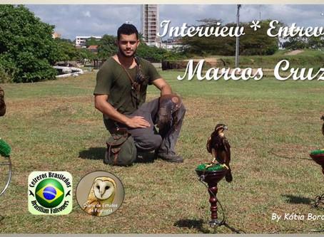 Entrevista * Interview Marcos Cruz