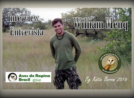 Entrevista com William Menq