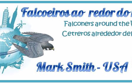 Falcoeiros ao redor do Mundo - Mark Smith USA