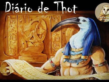 A chegada de Thot