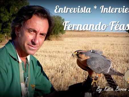 Entrevista a Fernando Féas