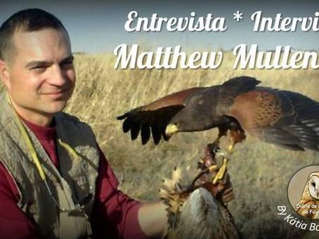 Entrevista Matthew Mullenix