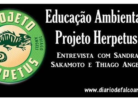 Herpetus: educar para preservar