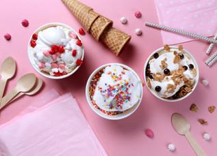 Ice Cream Social Fun Run Celebration