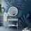 Wallpaper application, wallpaper The O bathroom, wallpaper for the bathroom