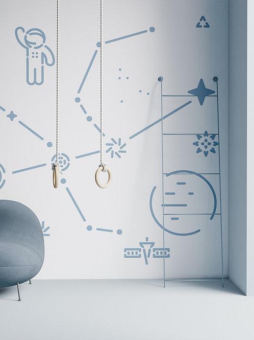 """Space"" design Zakentii"