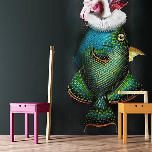 """Фламинго"" design Decorkuznetsov"