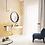 Обои масло желтое, wallpaper bathroom The O, обои для ванной
