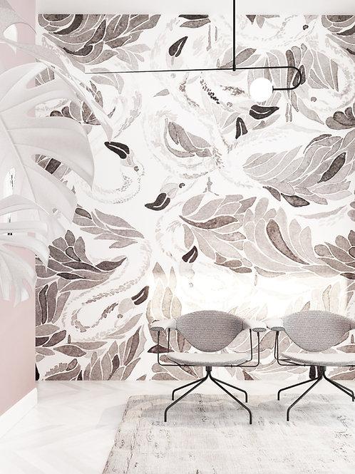 Фламинго designer Leska Plan