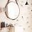 Розовые Обои Басейн, wallpaper bathroom The O