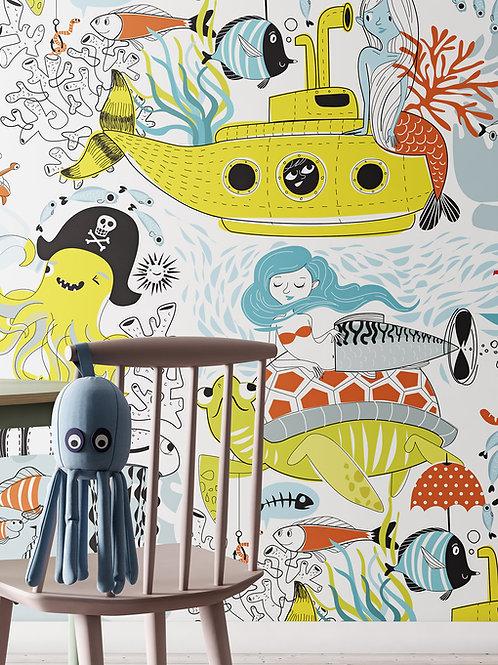 """""""Sea""""design Olga Degtiarova"""