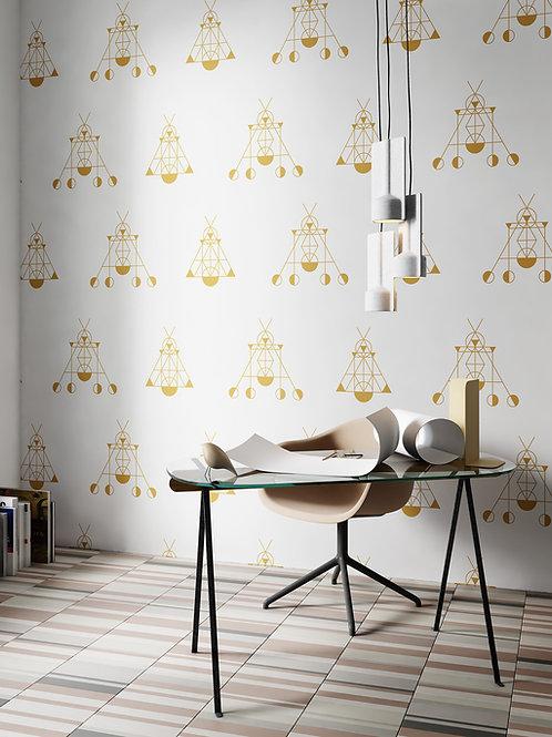 """""""Vector patern"""" design Katerina Sokolova"""