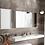Обои Акватипия сепия , wallpaper bathroom The O, обои для ванной