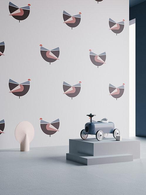 """""""Black grouse"""" design Litvinenko Yevhenii"""