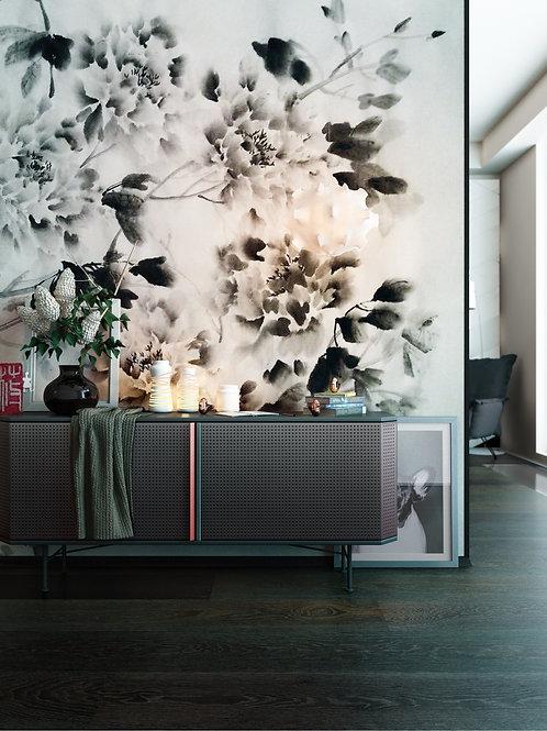 Chinese art designer Yuliya Nadolnaya