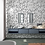 Wallpaper atom, wallpaper bathroom The O, wallpaper for the bathroom