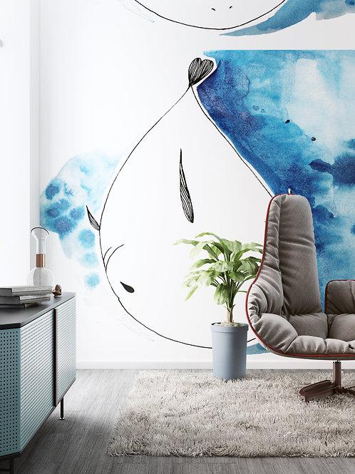 Киты designer Evhenka Chugyi