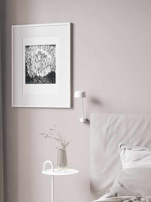Linocut, posters