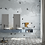 Обои для ванной Ласточки, wallpaper bathroom The O