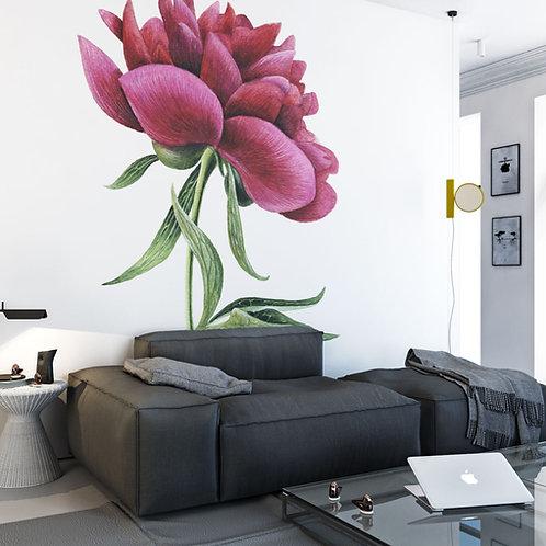 Flowers designer Viktoriia Janis