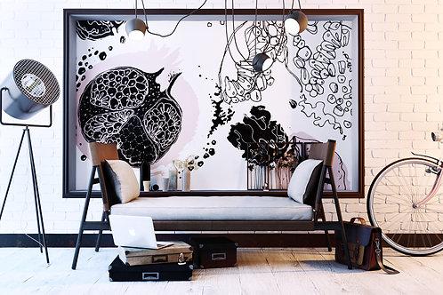 Гранаты designer Sasha Godiaieva
