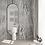 Обои Линогравюра , wallpaper bathroom The O, обои для ванной