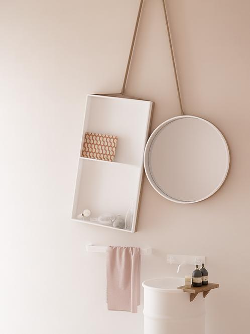 Обои Градиент розовый, wallpaper bathroom The O, обои для ванной