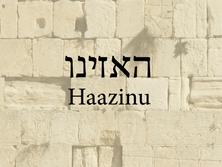 Haazinu