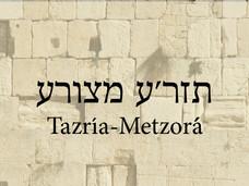 TAZRÍA-METZORÁ