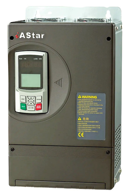 Universal AS450 Series Heavy-Duty Three-Phase Vector VFD