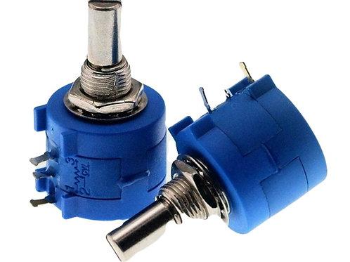 Rotary Multi-Turn Potentiometer