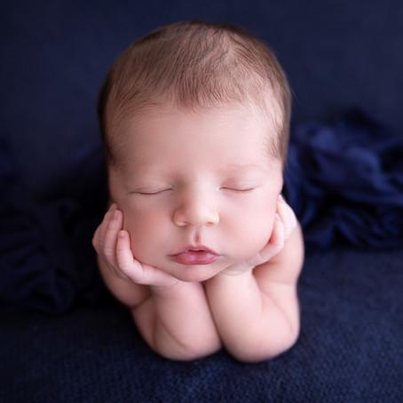 Photographe nouveau-né à Aigle