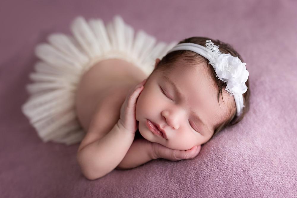 photographe nouveau-nés à Aigle