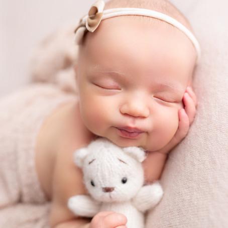 Séance nouveau-né, Aigle