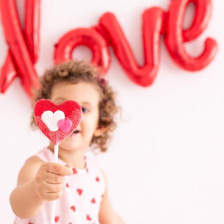 Mini séance Saint Valentin