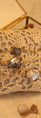 Bracelets baroque La Parisienne des iles