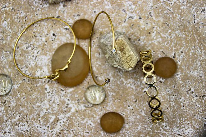 bijoux joncs bracelets chic