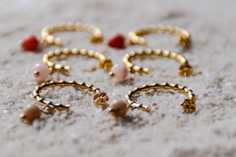 créoles tendances bijoux