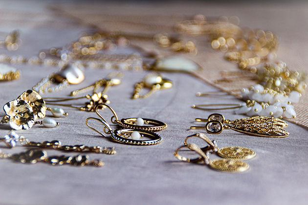 Bijoux de la parisienne des iles