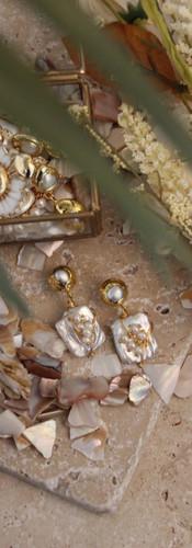 Boucles d oreilles Versailles