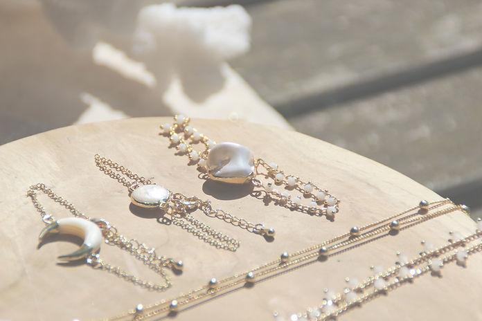 Bracelets chaînes bohème