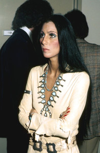 Cher style hippie chic